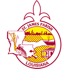 St. James Parish logo